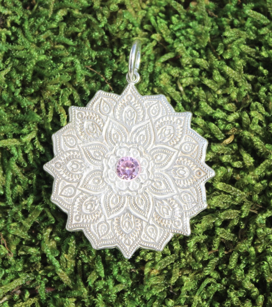 Anhänger Ornament mit Zirkonia